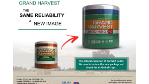 Grand Harvest: The same reliability, a new image