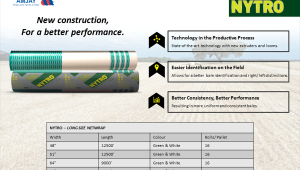 Nytro Netwrap: New construction, For a better performance.